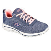 Alternate View 1 of GO WALK SPORT - Navy/Pink