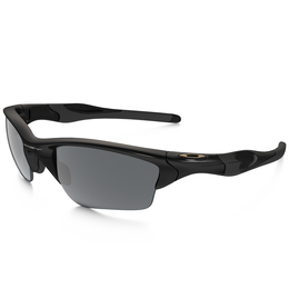 Oakley Half Jacket 2.0 XL- Black/ Black Iridium