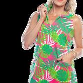 Alternate View 2 of St. Regis Sleeveless Palm Print Dress