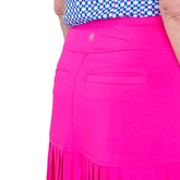 """Alternate View 5 of Rojito Collection:  Knife Pleat 15"""" Golf Skort"""