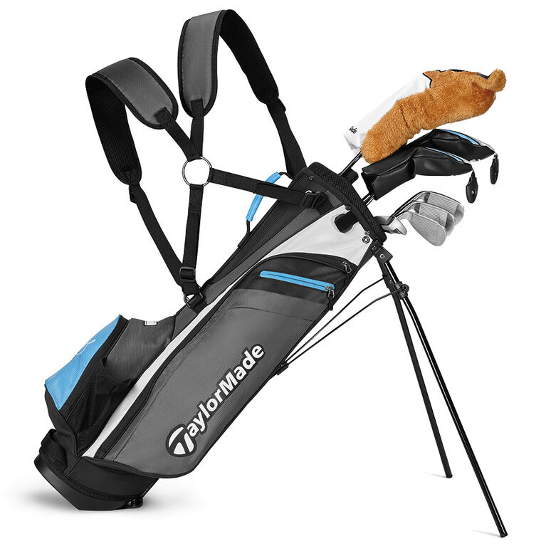 TaylorMade Rory Kids 8-Piece Junior Golf Set