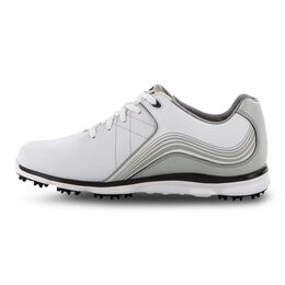 FootJoy PRO/SL Women's Golf Shoe - White/Charcoal