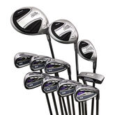 DTP Women's 11-Piece Golf Club Set