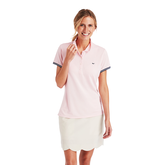 Short Sleeve Solid Pique Polo