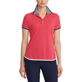 Alternate View 3 of Tailored Fit Short Sleeve Polo Shirt