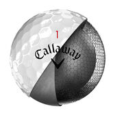 Alternate View 3 of Callaway Chrome Soft X Golf Balls