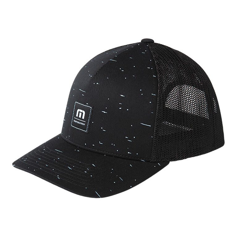 Black Bison Snapback Hat