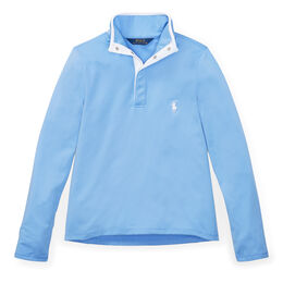 Polo Golf Girls' Jersey Pullover Sweater