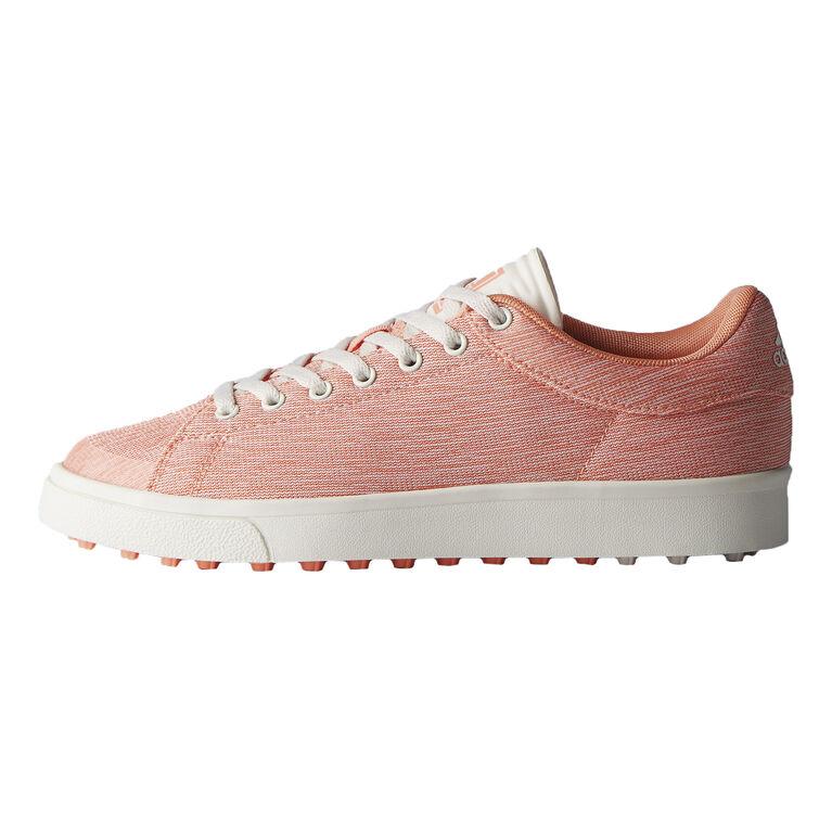 adidas adicross Classic Junior Golf Shoe - Coral