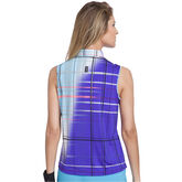 Alternate View 1 of Pippin Group: Grid Print Top