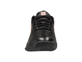 Alternate View 3 of Hypercourt Supreme Men's Tennis Shoe - Black/Orange