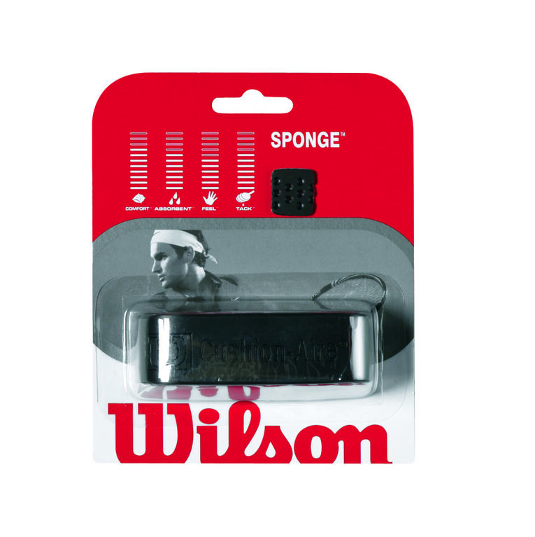 Wilson Sponge Replacement Grip-Black