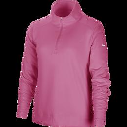 Dri-FIT Girls' Long-Sleeve 1/4-Zip Golf Top