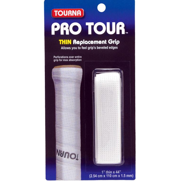 Tourna Pro Tour Replacement Grip - White