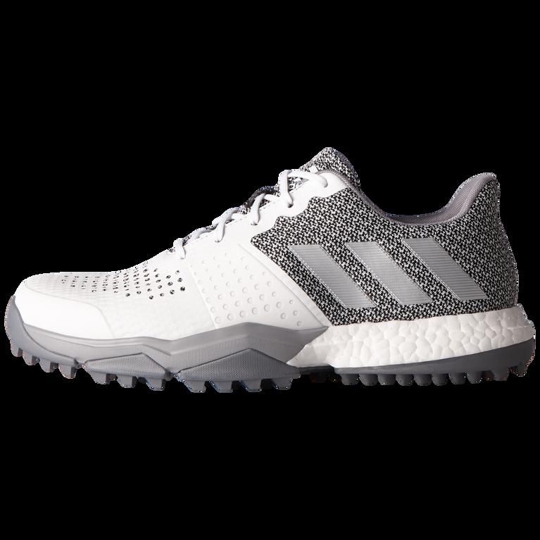 adidas Adipower Sport Boost 3 Men's Golf Shoe - White/Silver