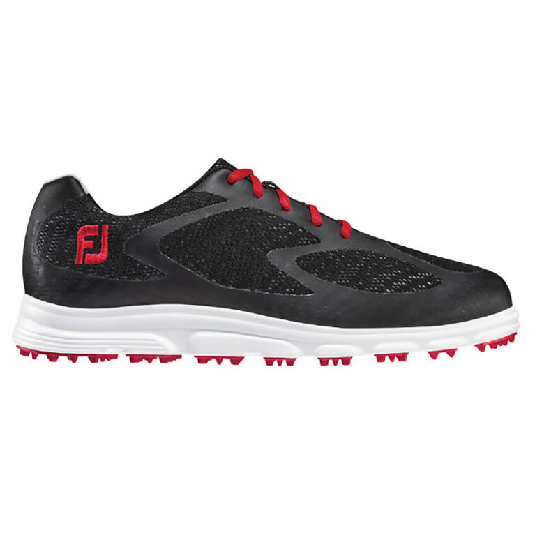 FootJoy SuperLites XP Men's Golf Shoe - Black/Red