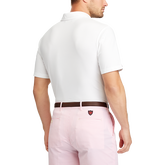 Polo Golf Active Fit Stretch Lisle Polo
