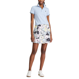 Short Sleeve Tipped Polo Shirt