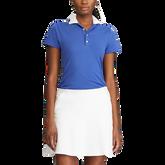 Alternate View 1 of Eyelet Collar Short Sleeve Golf Shirt
