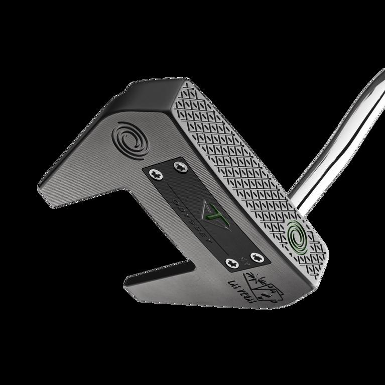 Toulon Design Las Vegas Stroke Lab Putter w/ Pistol Grip
