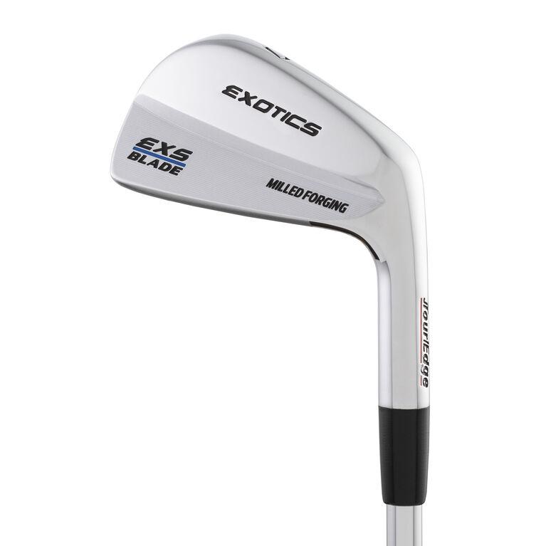 Exotics EXS Pro Blade Iron Set w/ Steel Shafts