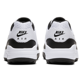 Alternate View 6 of Air Max 1 G Women's Golf Shoe - White/Black