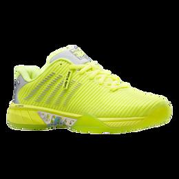 Hypercourt Express 2 Women's Lucky in Love Tennis Shoe - Yellow