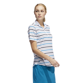 Alternate View 1 of Ultimate Short Sleeve Stripe Polo Shirt