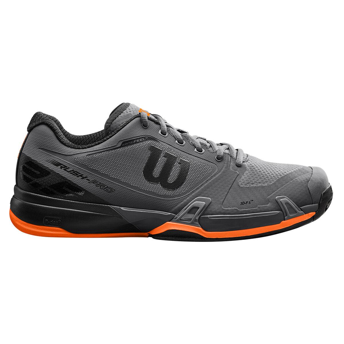 538a0e8a9d1d Wilson Rush Pro 2.5 Men s Tennis Shoe - Grey