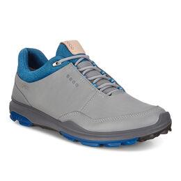 BIOM Hybrid 3 GTX Men's Golf Shoe - Grey/Blue