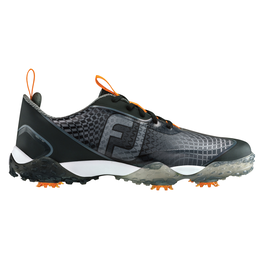 FootJoy Freestyle 2.0 Men's Golf Shoe - Black/Orange