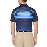 PGA TOUR Energy Stripe Print Polo