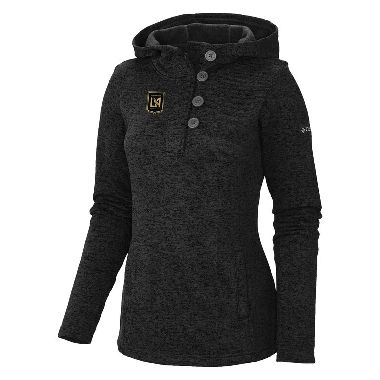 Los Angeles FC Women's Darling Days Pull Over Hoodie