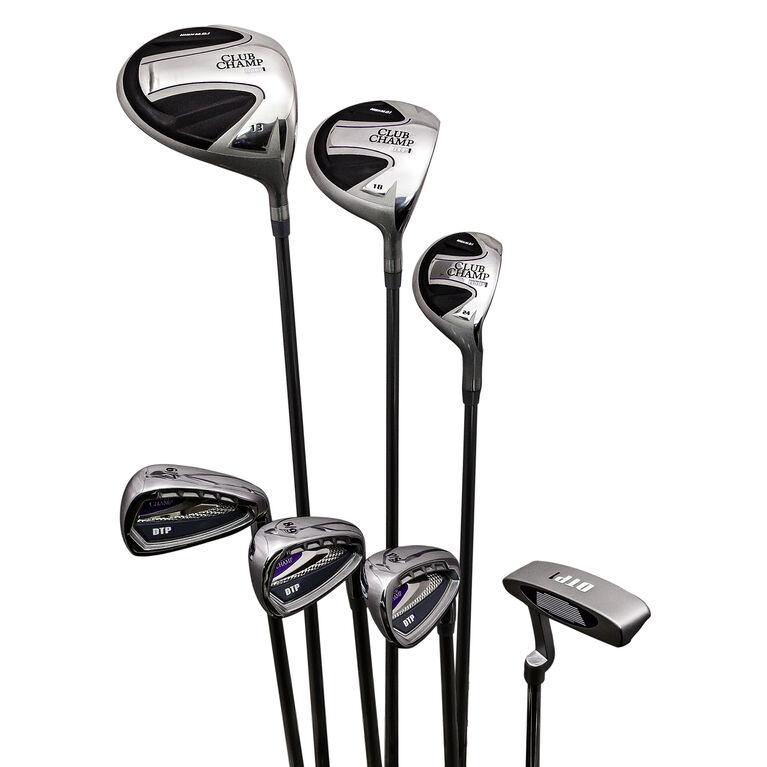 DTP Women's 7-Piece Golf Club Set