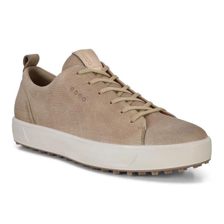Soft Men's Golf Shoe - Brown