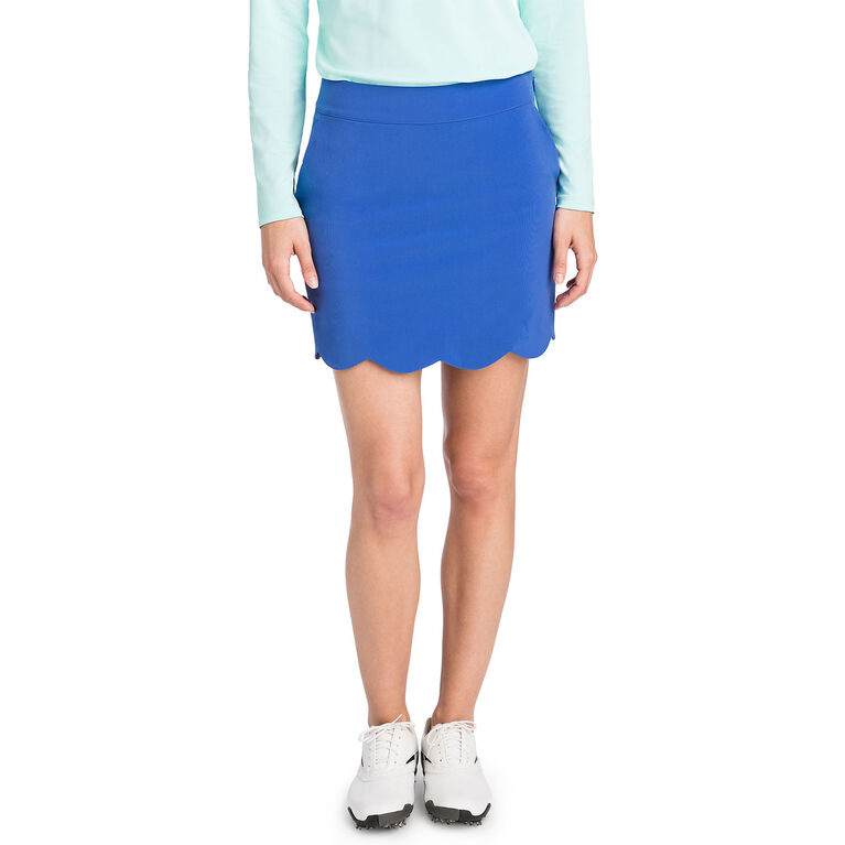 "Vineyard Vines 17"" Scallop Sport Skort"