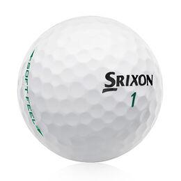 Srixon Soft Feel 10 Golf Balls - Personalized