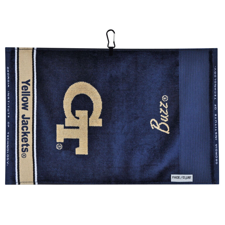 Team Effort Georgia Tech Towel