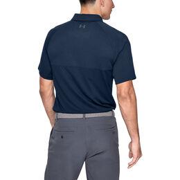Vanish Blocked Golf Polo Shirt