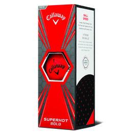 Callaway Superhot Bold Golf Balls - Red 15pk.