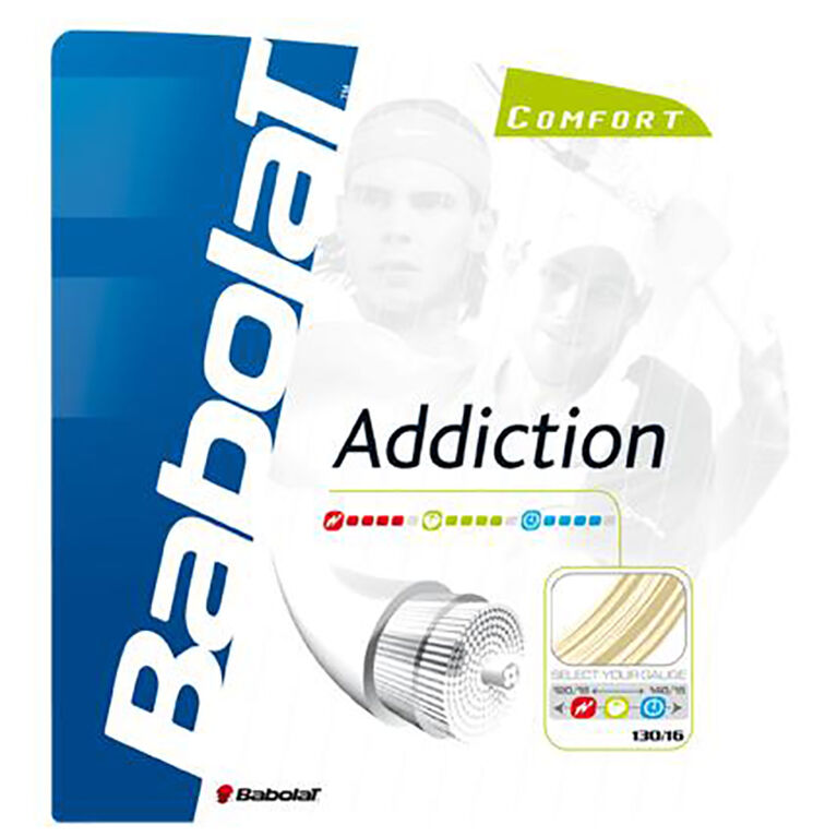 Babolat Addiction 16G String -Natural