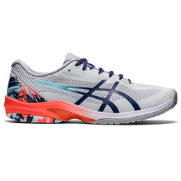 Court Speed FF Men's Tennis Shoe - Grey/Red