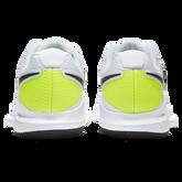 Alternate View 8 of Air Zoom Vapor X Men's Tennis Shoes - White/Yellow