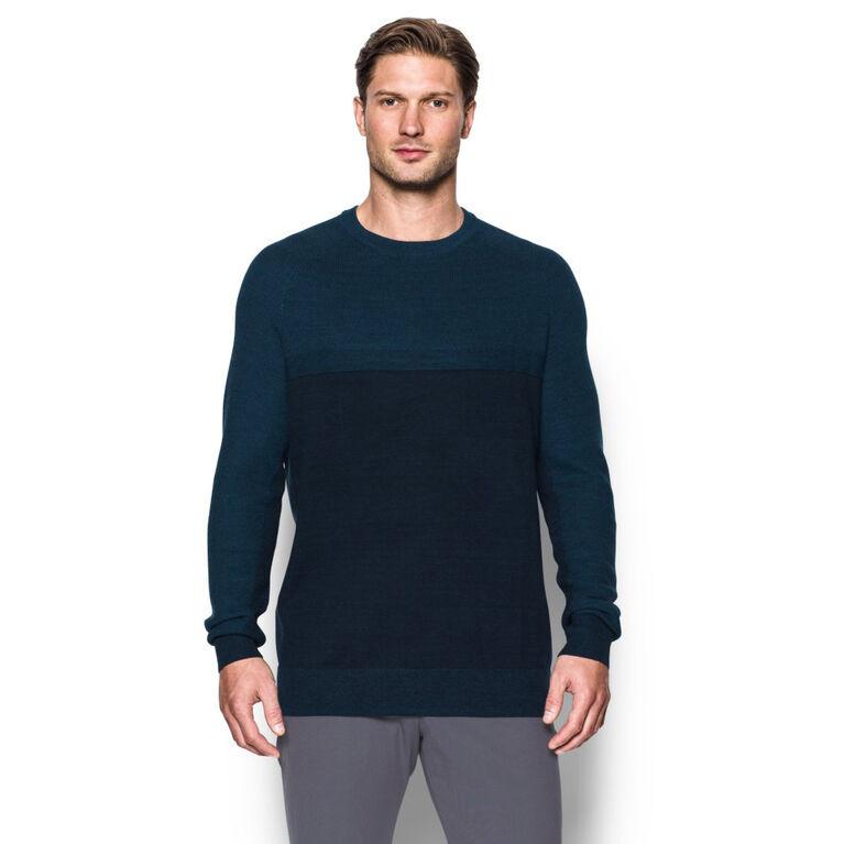 Under Armour Threadborne Crew Panelled Sweater