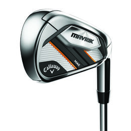 MAVRIK Max Iron Set w/ Graphite Shafts