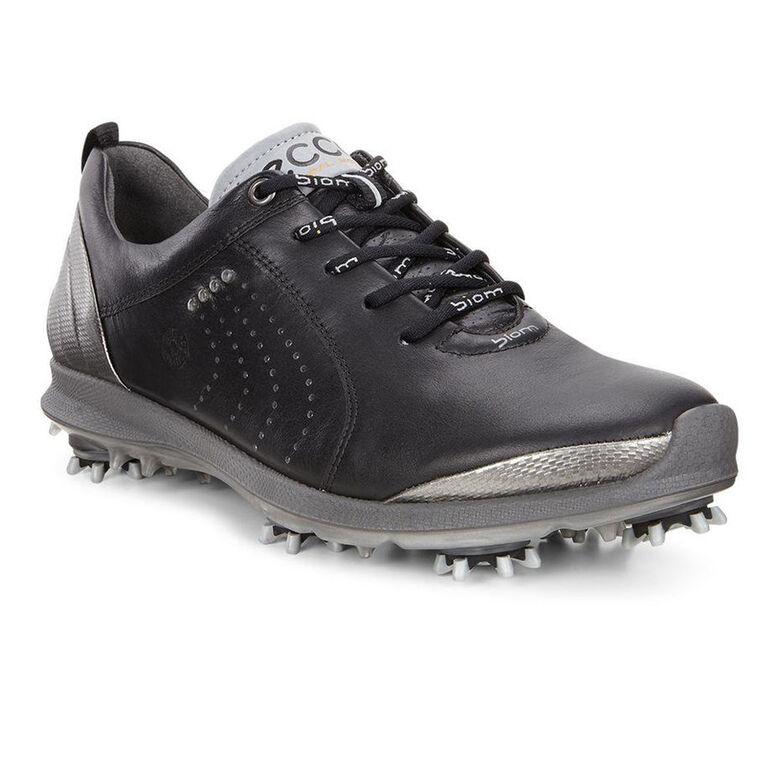 ECCO BIOM G2 Free Women's Golf Shoe - Black/Silver