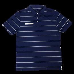 Dri-Fit Player Pocket Striped Golf Polo