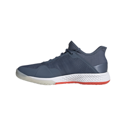 Adizero Club Men's Tennis Shoe - Dark Blue