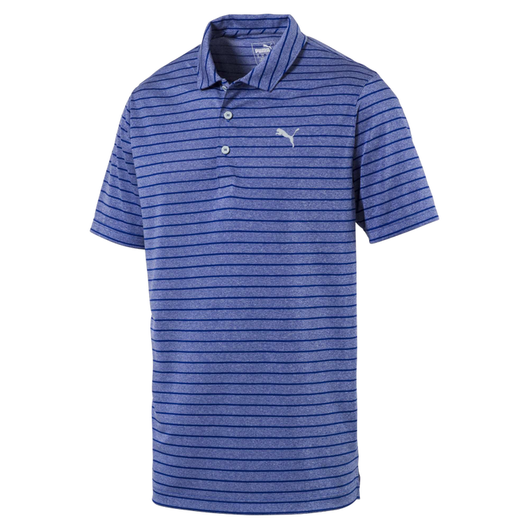 Rotation Stripe Golf Polo