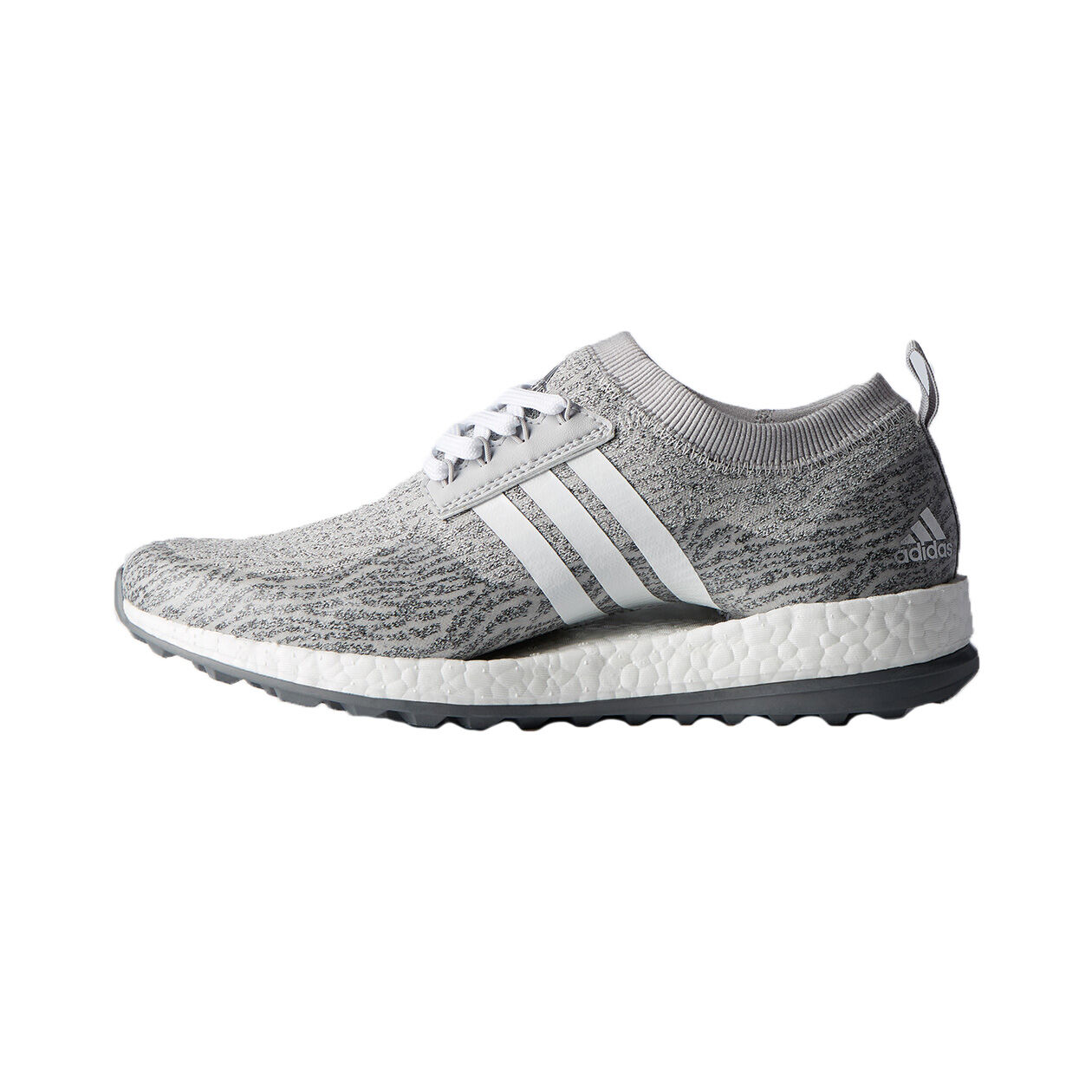 adidas Pure Boost XG Women's Golf Shoe - Grey/White